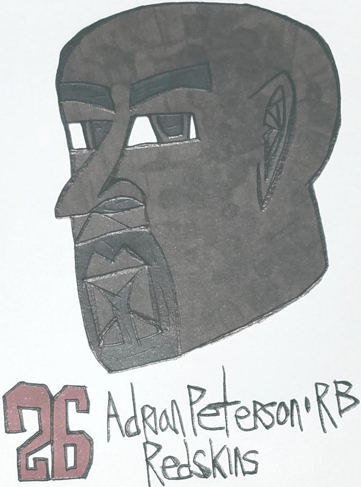 Adrian Peterson par armattock